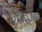 扬州开业冰雕设计多少钱?上海启欣展览展示有限公司