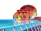 梦幻岛或者广州梦幻岛打通线上线下,随时随地查看新充气水滑梯产