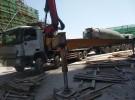 二手混凝土泵车12年二手三一56米泵车面议