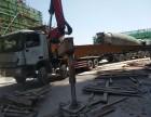 二手混凝土泵车12年二手三一56米泵车