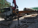 37米至66米二手泵车二手混凝土泵车