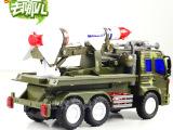 华成 塑料玩具批发益智小玩具混批回力军事玩具车战争军事车套装