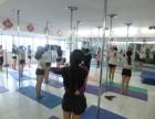专业钢管舞教练培训专业钢管舞