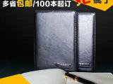 厂家定制 批发高档A5平装笔记本 高级仿皮B5记事本 商务笔记本