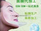 广州天河白云区专业面膜生产加工厂家