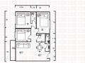 益华附近精装电梯大三房,家私家电齐全!