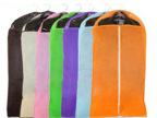 包邮/西服防尘罩折叠衣服防尘袋防尘套收纳袋多规格颜色可选