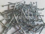 优质镀锌铁钉 长度直径25mmx1.5mm  表面抛光  材质Q