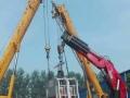 徐州大件吊装公司,设备起重搬运