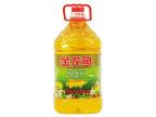 金龙鱼茶籽清香食用调和油5L*4 正品 湖北金龙鱼批发团购正品