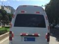 金杯海狮2010款 2.4 手动 旗舰型 2.5T柴油面包车 高