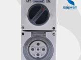 IP66工业防水插座 SP-56CV54
