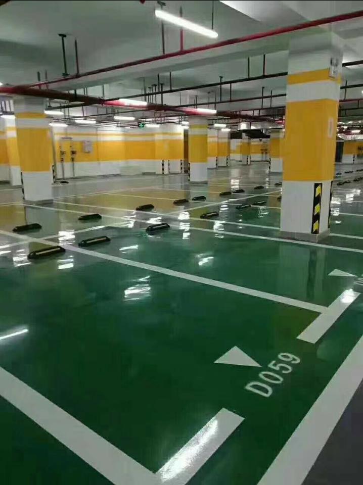 专业地坪漆工程