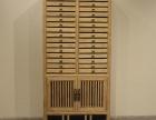 新中式茶叶收藏柜 老榆木免漆多宝阁置物架可以定做
