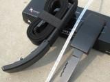 2013版正品代工美国MASTER 皮带刀 高级腰带刀 户外防身