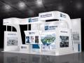 常州专业展会展位布置搭建,特装展台展厅设计搭建 标准展位搭建