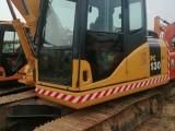廣州二手挖掘機小松130挖掘機性能強勁 物美價廉
