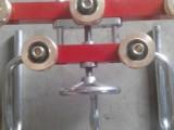 五轮校直器超轻铜线接触线校直器电车放线校直器仿德式铜轮校直机