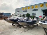 GT548铝合金路亚艇 钓鱼快艇 冲锋舟 公务艇浮筒船
