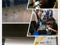 活动签到,展会签到,入场PDA签到扫描设备租赁