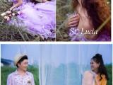 婚纱摄影婚纱照旅拍结婚登记照 薇拉同款相册 跟妆婚纱礼服出租