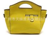 新款上市韩版糖果色甜美手提包时尚女包可单肩斜挎女包