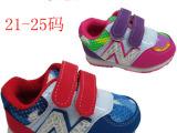 韩国新款1-3岁宝宝鞋 透气拼色男女休闲百搭运动童鞋批发