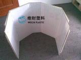 上海维财pc塑胶制品折弯加工 pc机械外壳加工 塑料配件来料加工