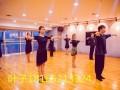 陕西国标舞拉丁舞专业教练培训班