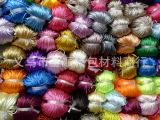 供应优质5#韩国绳 中国结绳2mm/1mm粗 多色可选多种粗细3