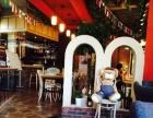 城阳鲁邦风情街正门 西餐厅酒吧餐饮转让