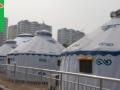 棉款加厚建筑工地施工帐篷批发