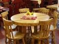 保定厂家销售定做老榆木实木家具,餐桌椅茶桌沙发,床