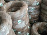 厂家供应镀锌铁丝 3.0mm镀锌铁丝 出口标准 多少钱一吨