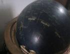 60年代三脚铜架地球仪