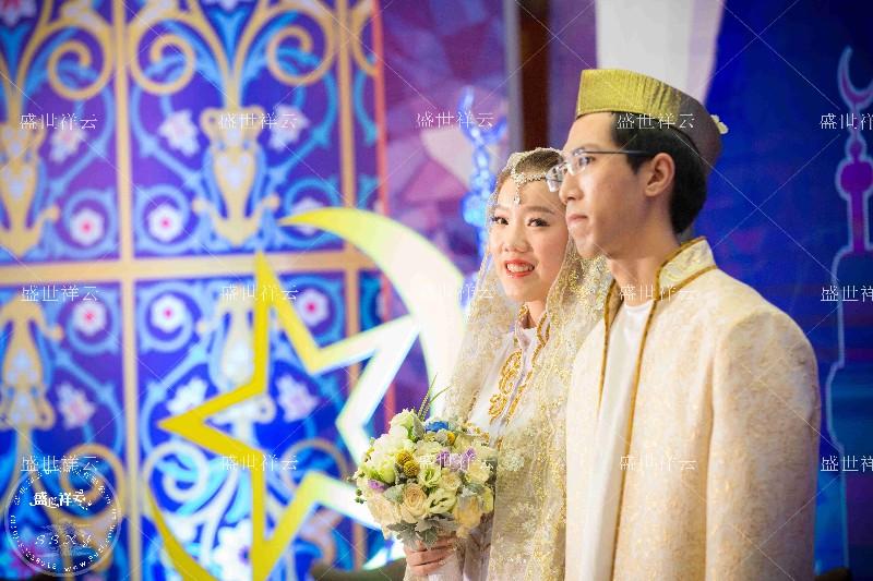 回族婚庆策划 穆斯林婚庆策划
