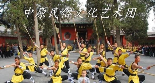 兰州公园景区庙会演出策划团队,中原民俗文化艺术团