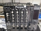 二手先锋CDJ1000Mk3打碟机+先锋DJM800混音台套