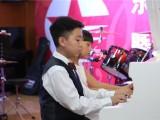 深圳少儿钢琴培训班罗湖金光华广场东门学钢琴