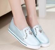 批发温州女鞋2014春季新款欧美单鞋子微