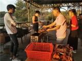 周边休闲游公司团建活动团队拓展农家乐野炊烧烤一日游