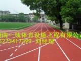 常德临澧县塑胶跑道环保材料的施工步骤,湖南一线体育设施工程