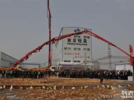 广西三一有37米到52米臂架泵三一车载泵三一混凝土车出售出租