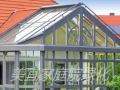 庭院绿化景观设计施工木屋凉亭花架假山水系栅栏阳光房