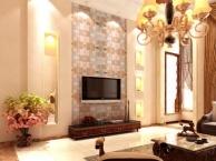 沈阳装修保利十二橡树300平美式风格梵客家装