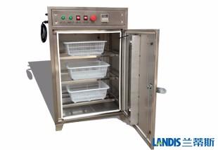 臭氧消毒柜化妆品厂专用臭氧发生器厂家供应3层臭氧消毒柜