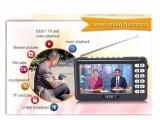 热销美国 墨西哥 4.3寸ATSC便携电视齐聚扩音器 收音机