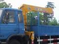 湖北程力随车吊 随车起重运输车