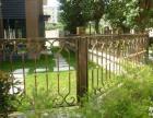 南京铁艺大门 铁艺围栏 铁艺护栏定做维修翻新
