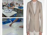 淘工厂---男装西服加工  休闲西服来图来样加工生产